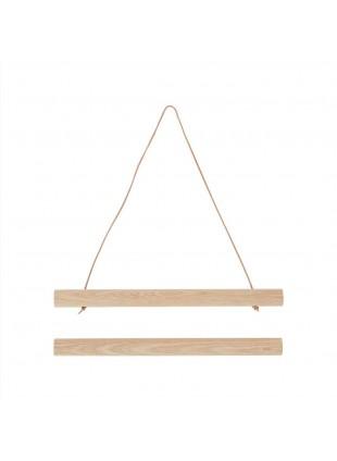 OYOY Wooden Frames Poster-Aufhängung Natur M kaufen - Kleine Fabriek