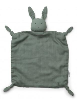 Liewood Baby-Schmusetuch Hase Peppermint kaufen - Kleine Fabriek