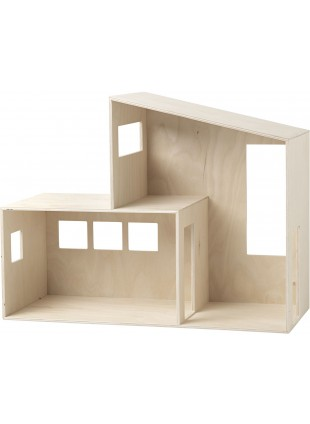 Ferm Living Puppenhaus Funkis Doll House Small