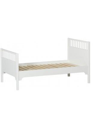 Oliver Furniture Juniorbett / Kinderbett Seaside 90x160 cm Weiß - Kleine Fabriek