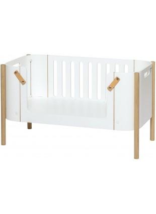 Oliver Furniture Bank Wood Weiß - Eiche