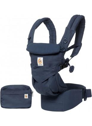 Ergobaby Babytrage Omni 360 Midnight Blue - Kleine Fabriek