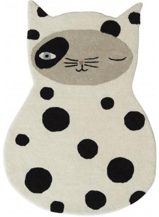 OYOY Teppich Katze Zorro - Kleine Fabriek