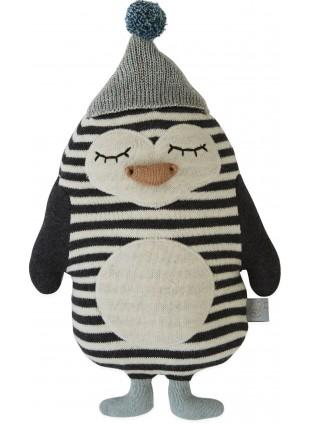 OYOY Kissen Darling Pinguin Baby Bob - Kleine Fabriek