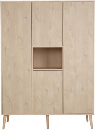 Quax Cocoon Natural Oak XL Kleiderschrank kaufen - Kleine Fabriek