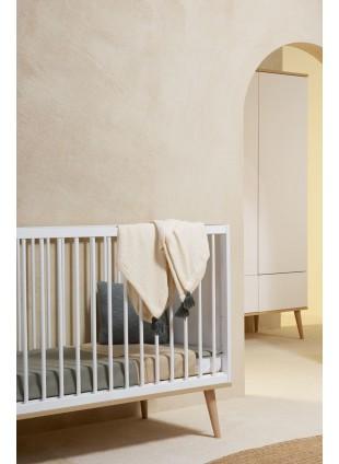 Quax Kinderzimmer Flow White & Oak - Kleine Fabriek