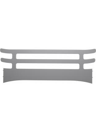 Leander Rausfallschutz für Juniorbett Grau