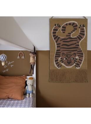 Studio Loco Wand-Teppich Leopard kaufen - Kleine Fabriek