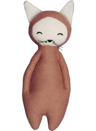 Rassel Soft Fuchs Clay von Fabelab kaufen - Kleine Fabriek