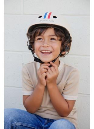 Banwood Kinder-Fahrradhelm Stripes kaufen - Kleine Fabriek