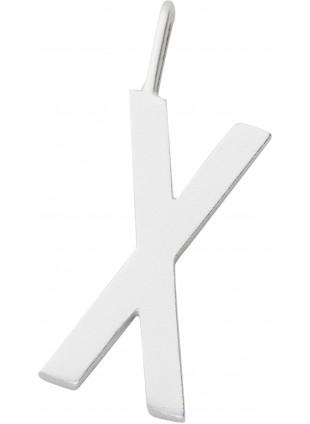 Design Letters Archetypes Buchstabenanhänger Klein X - Kleine Fabriek