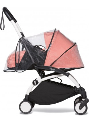 BABYZEN YOYO 0+ Regenschutz für Neugeborenen-Set