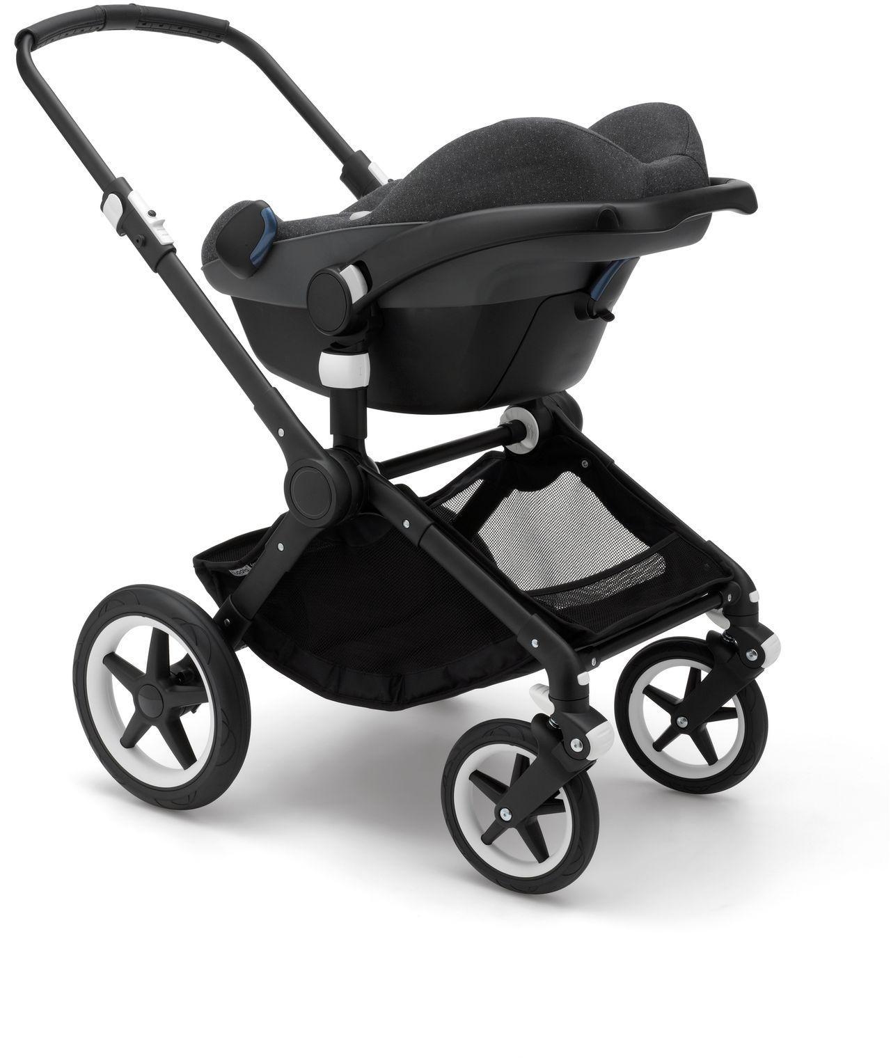 bugaboo fox buffalo autositzadapter maxi cosi kleine. Black Bedroom Furniture Sets. Home Design Ideas
