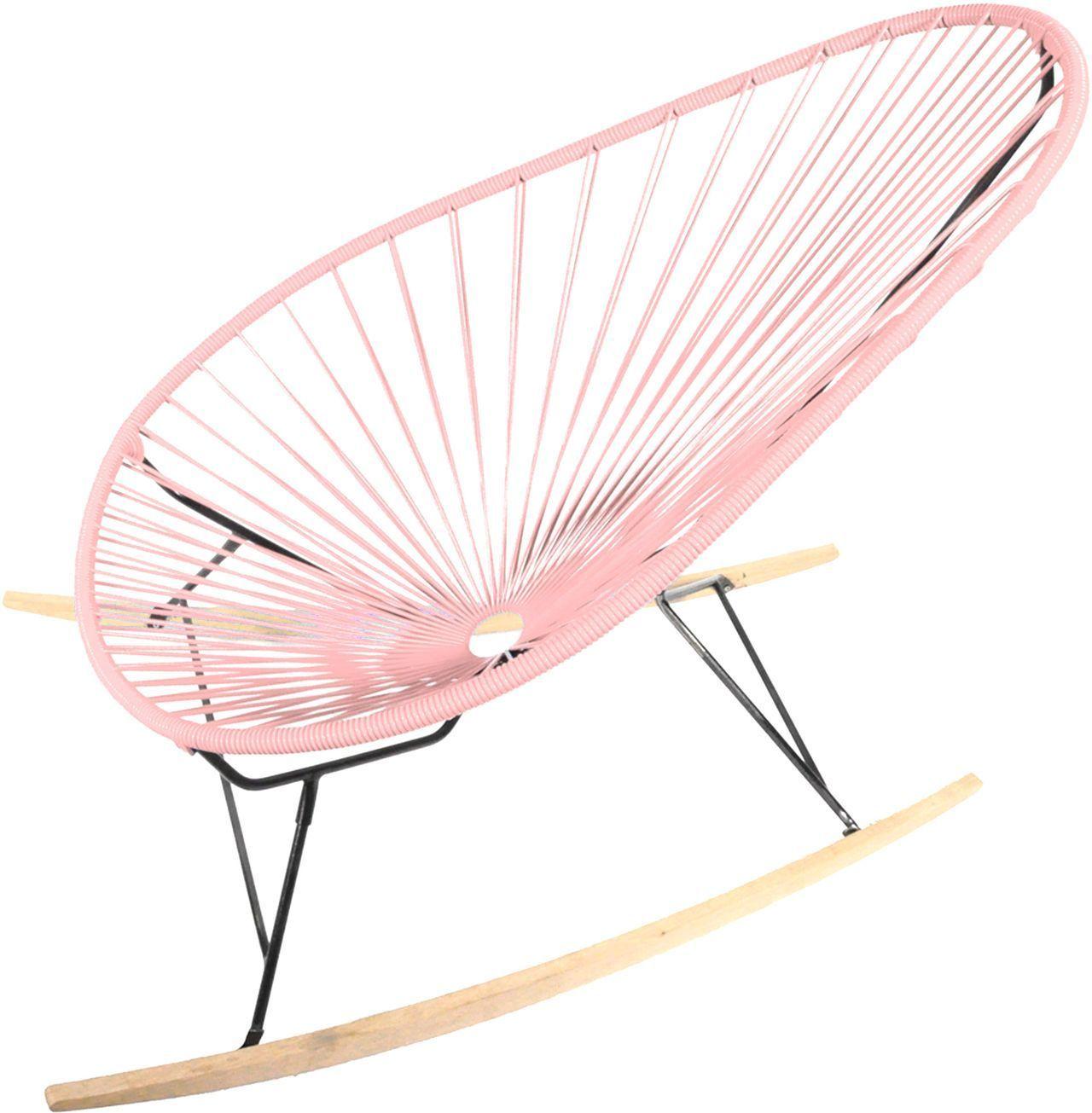 acapulco chair wood rocker design schaukelstuhl boqa. Black Bedroom Furniture Sets. Home Design Ideas