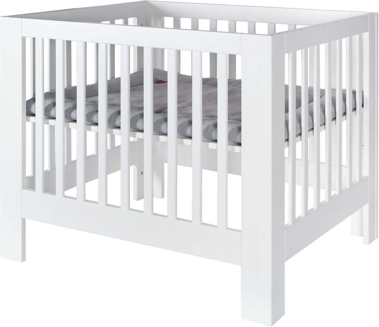kidsmill laufgitter laufstall crystal wei matt laufgitter kinderzimmerm bel kinderzimmer. Black Bedroom Furniture Sets. Home Design Ideas