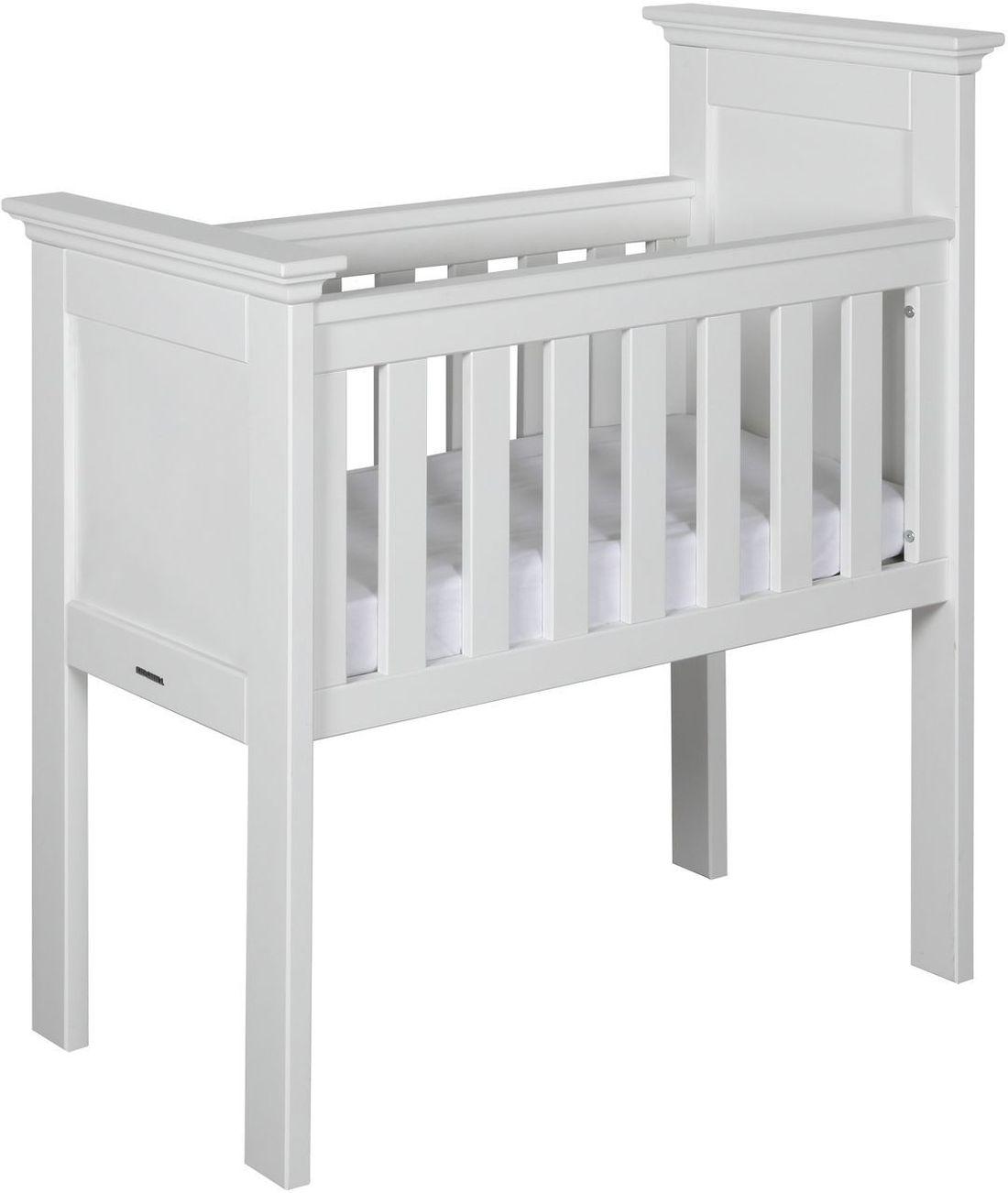 kidsmill babywiege savona ohne kreuz wei babywiegen beistellbetten kinderzimmerm bel. Black Bedroom Furniture Sets. Home Design Ideas