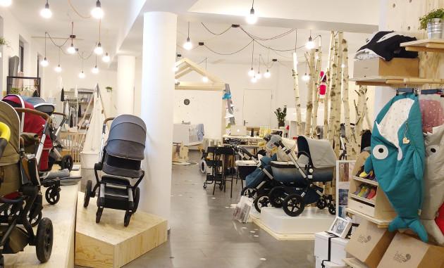 Babyladen Berlin Mitte Kleine Fabriek