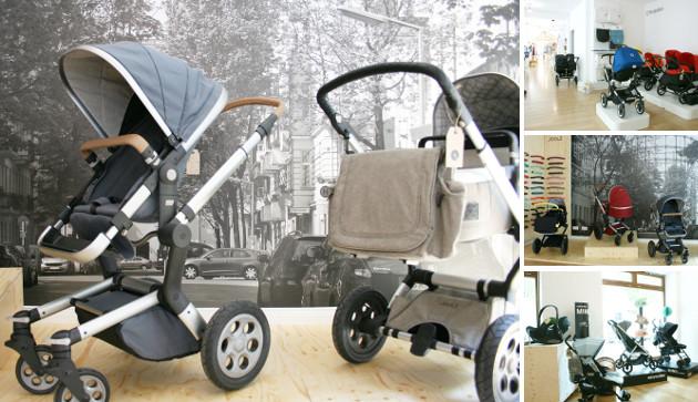 Kinderwagen - Kleine Fabriek Berlin