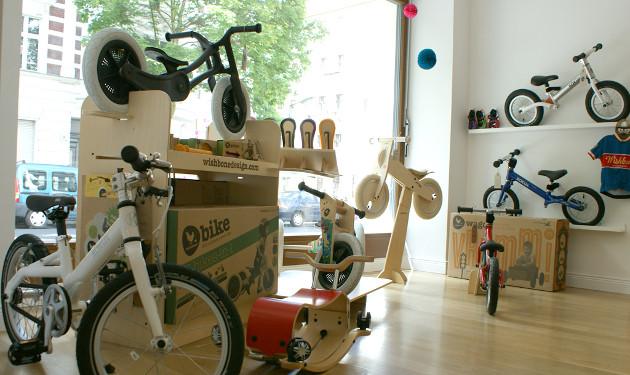 Laufräder - Kleine Fabriek Berlin