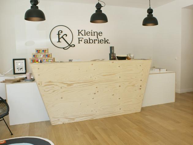Kleine Fabriek - Babyladen in Berlin