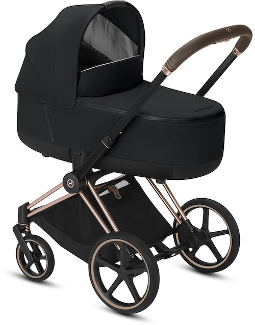 Cybex Priam Kinderwagen Roségold - Schwarz kaufen - Kleine Fabriek