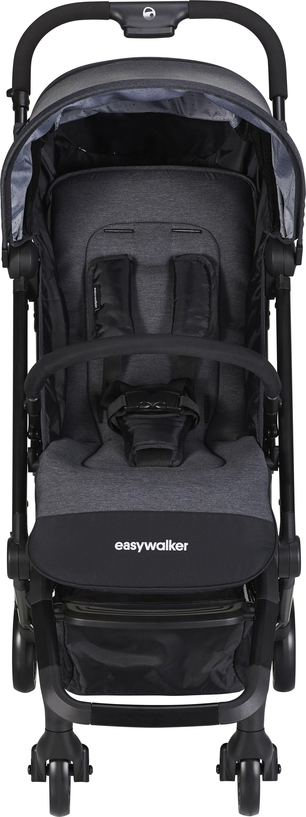 Easywalker Buggy XS Melange Grey kaufen - Kleine Fabriek