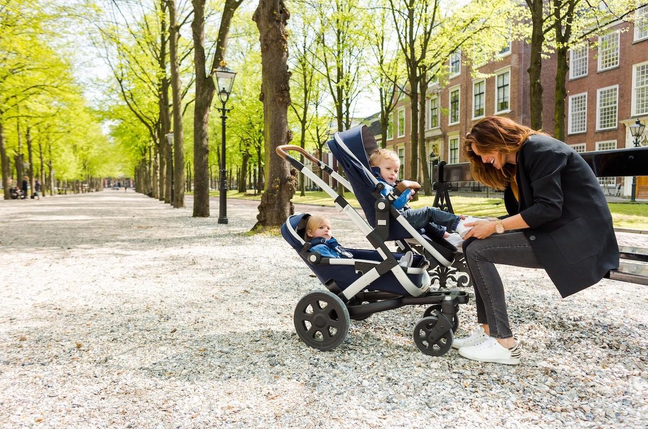 Joolz Geo 2 Zwillingskinderwagen kaufen - Kleine Fabriek
