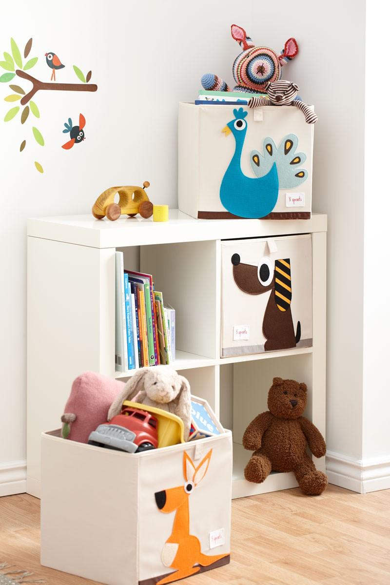 Kinderzimmer-Deko Pastell - 3 Sprouts - Kleine Fabriek