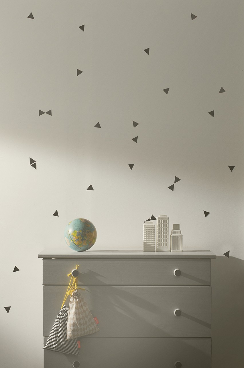 Babyzimmer-Deko Wand-Sticker Ferm Living - Kleine Fabriek