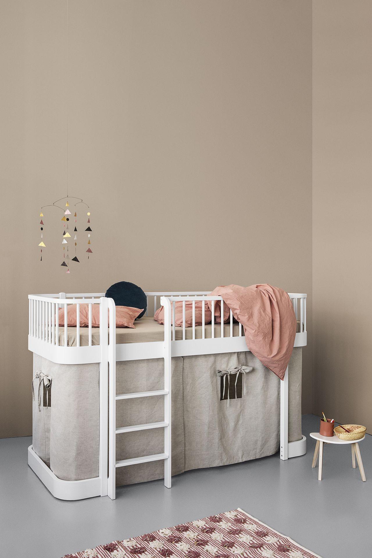 Oliver Furniture Wood niedriges Hochbett - Kleine Fabriek