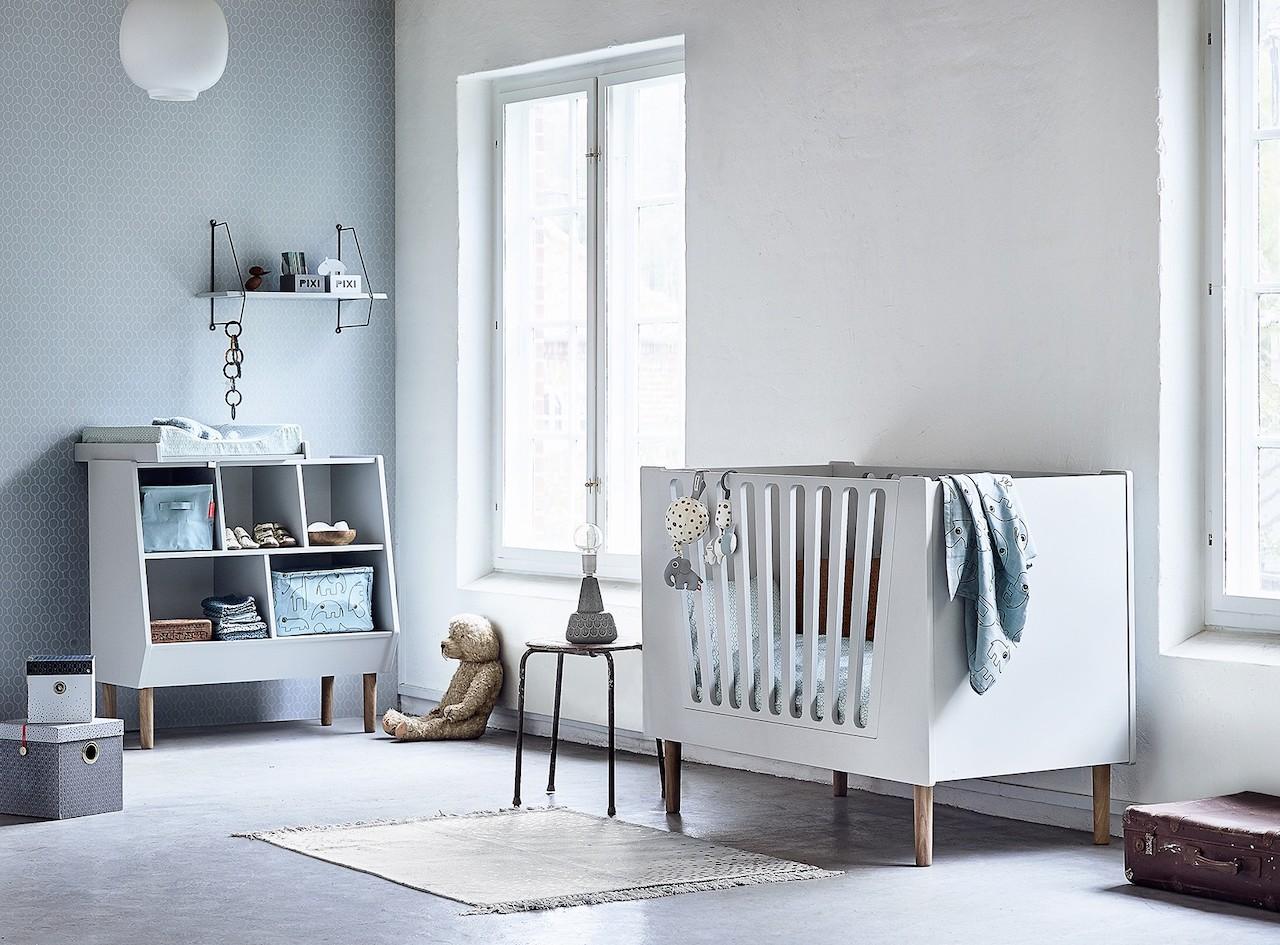 Kindermöbel online kaufen Babybett von Kleine Fabriek