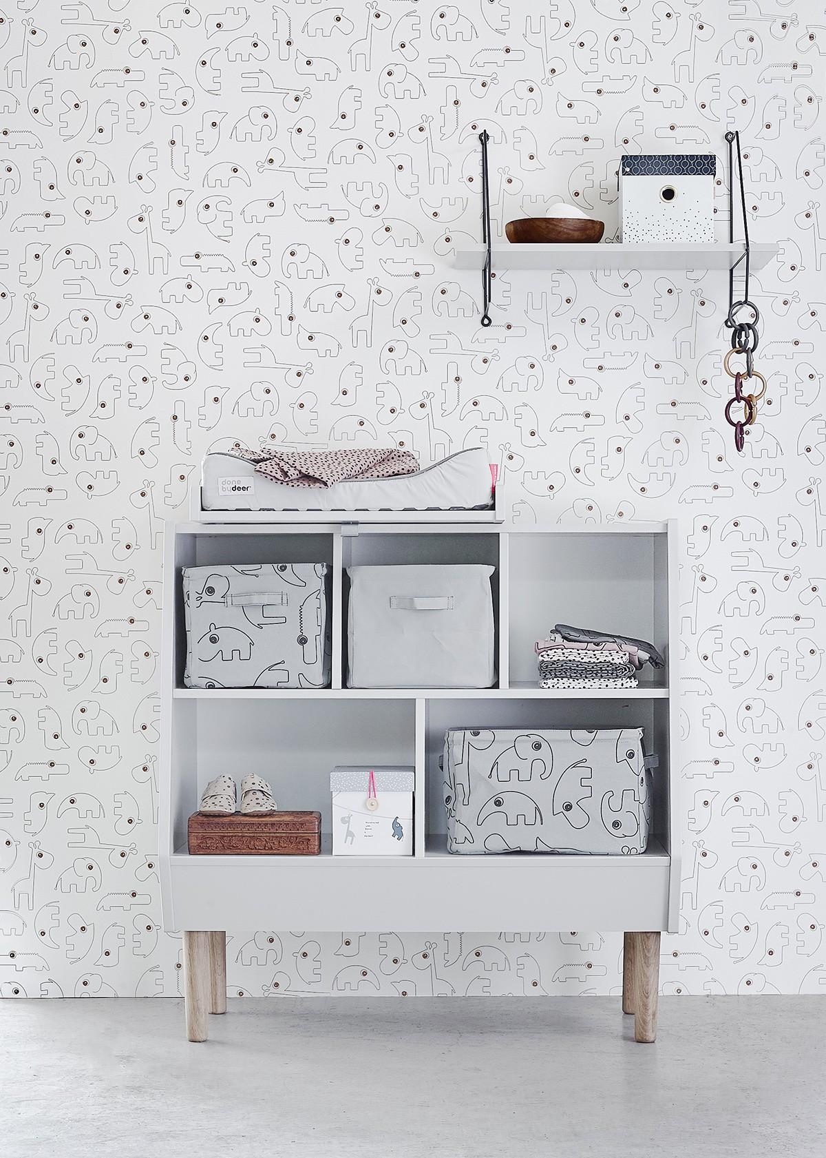 Kinderzimmermöbel Wickelkommode kaufen - Kleine Fabriek