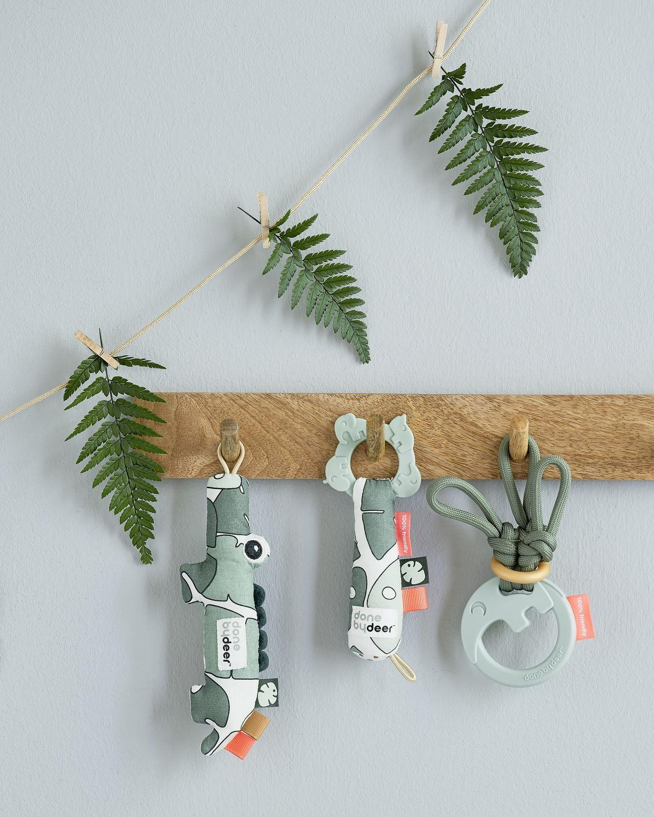Done by Deer Tiny Tropics Babyspielzeug kaufen - Kleine Fabriek