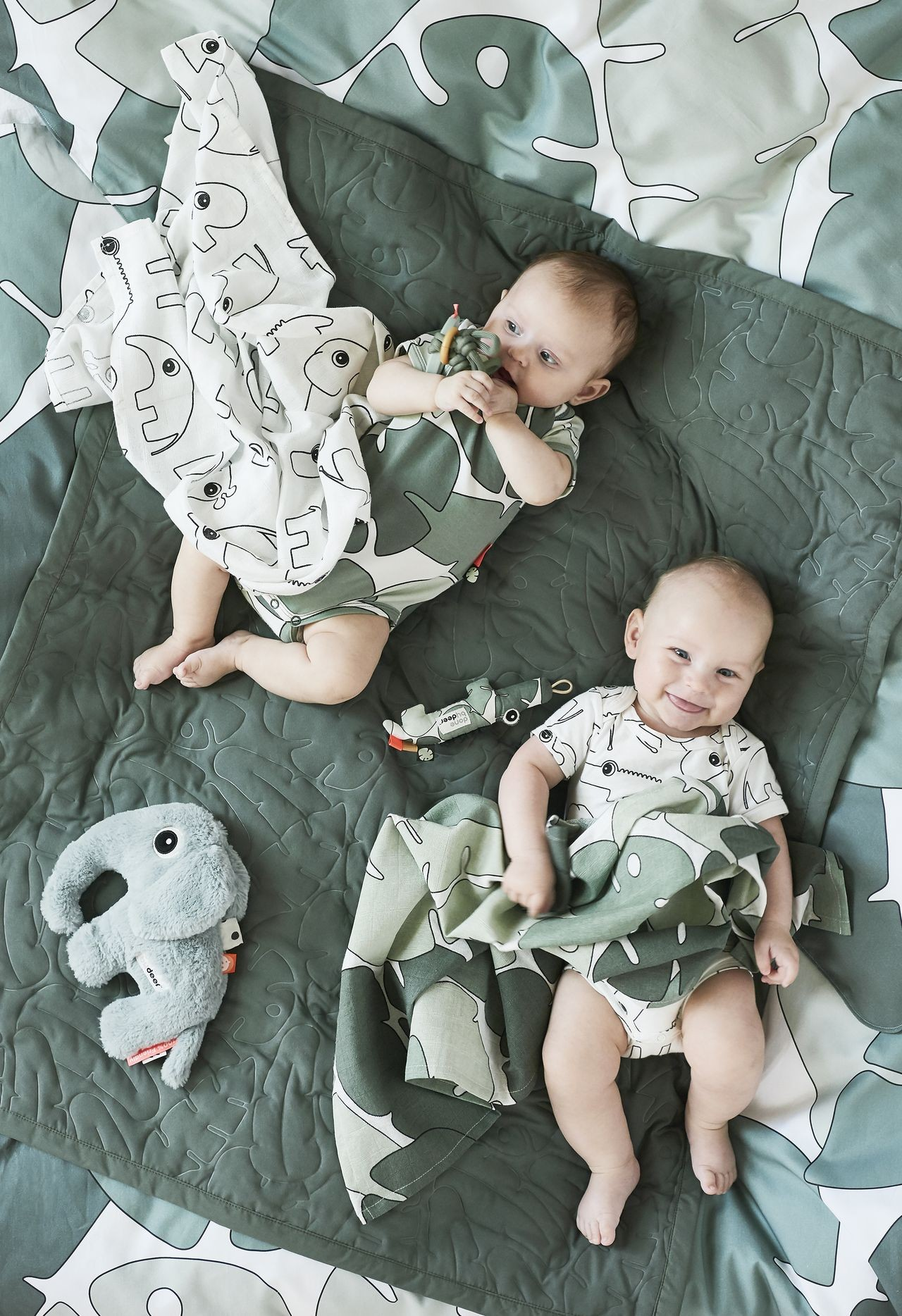 Done by Deer Tiny Tropics Baby-Textilien kaufen - Kleine Fabriek