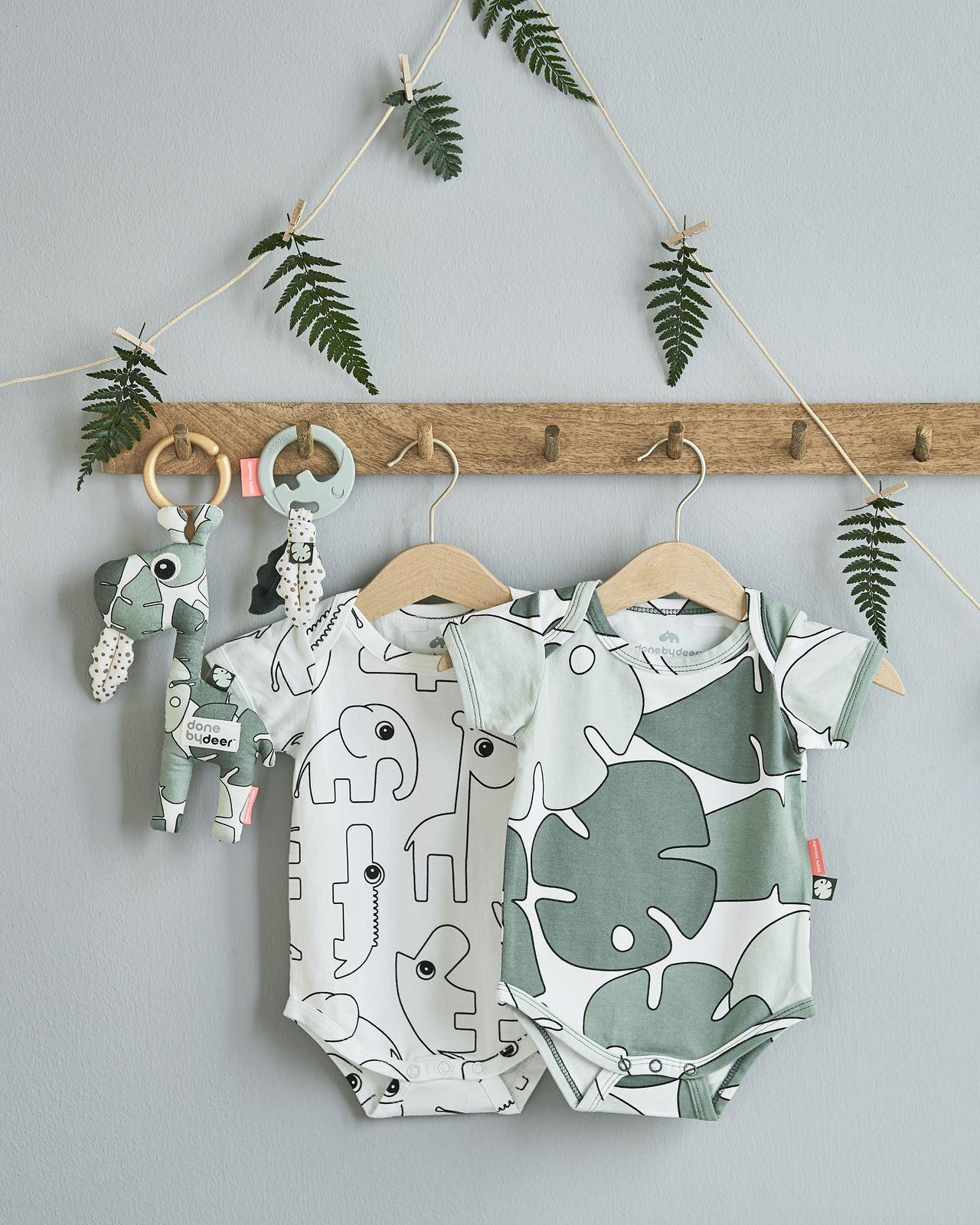 Done by Deer Tiny Tropics Babymode kaufen - Kleine Fabriek