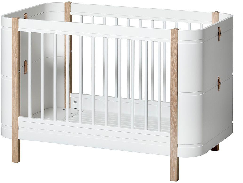 Oliver Furniture Wood Mini+ Babybett - Kleine Fabriek