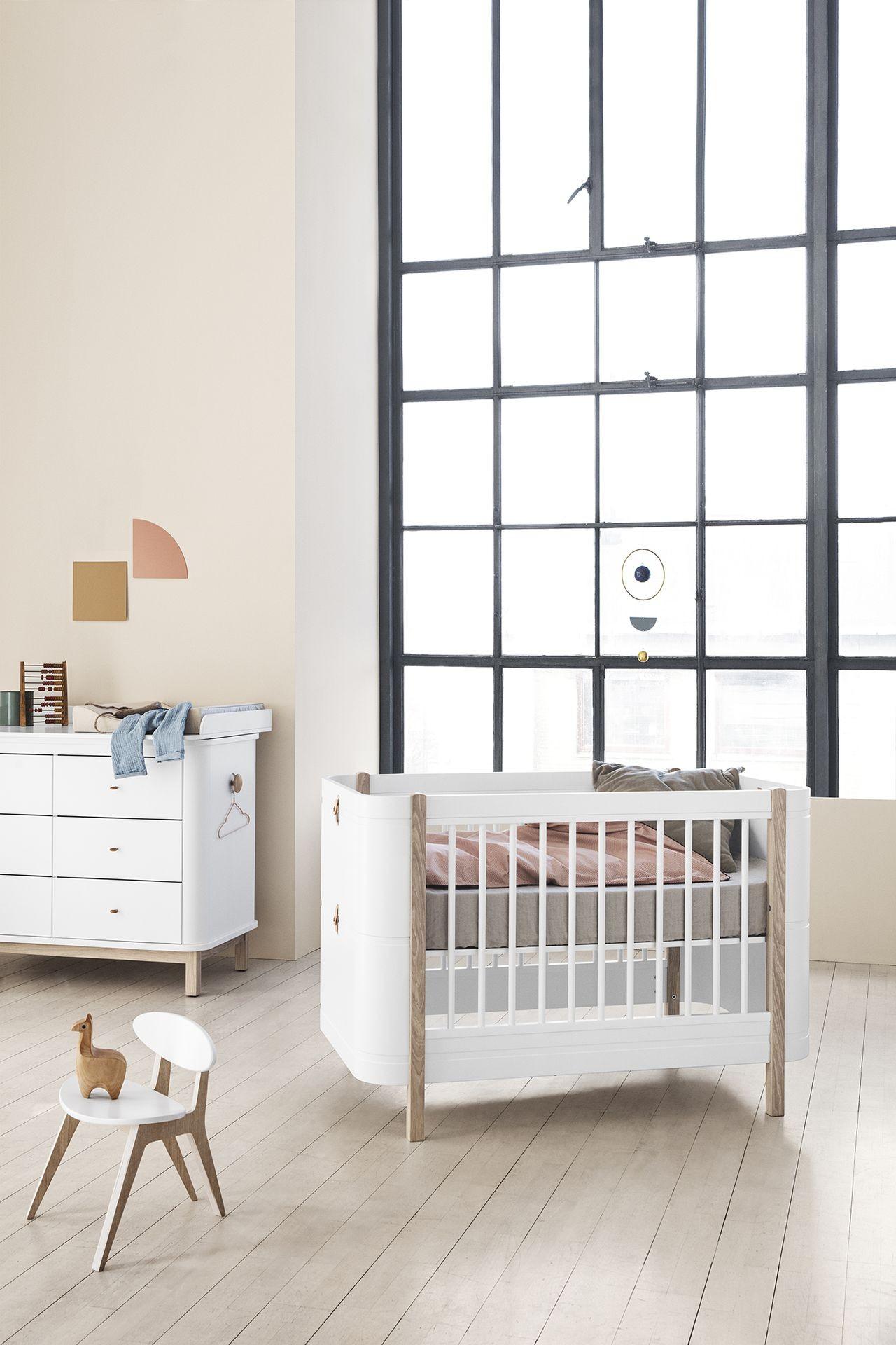 Oliver Furniture Wood Mini+ Babybett kaufen - Kleine Fabriek