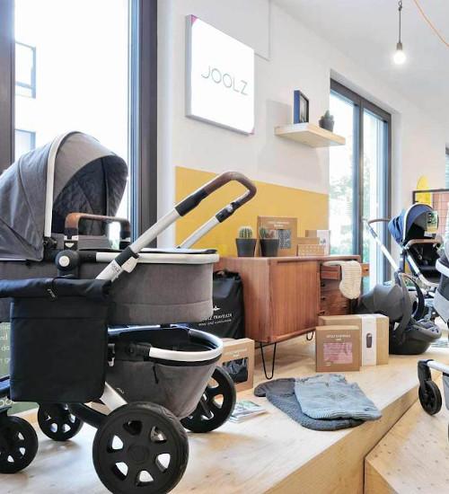 Kleine Fabriek - Babyladen Berlin