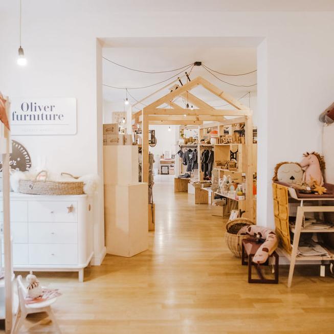 Kleine Fabriek Stores Berlin-Schöneberg