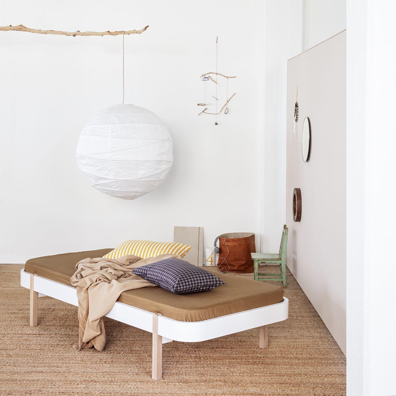 Oliver Furniture Wood Lounger Weiß - Eiche in Berlin kaufen - Kleine Fabriek