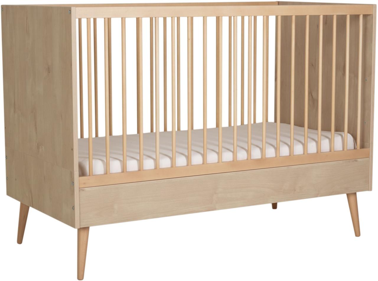 Quax Babybett Cocoon Oak Natural in Berlin kaufen - Kleine Fabriek
