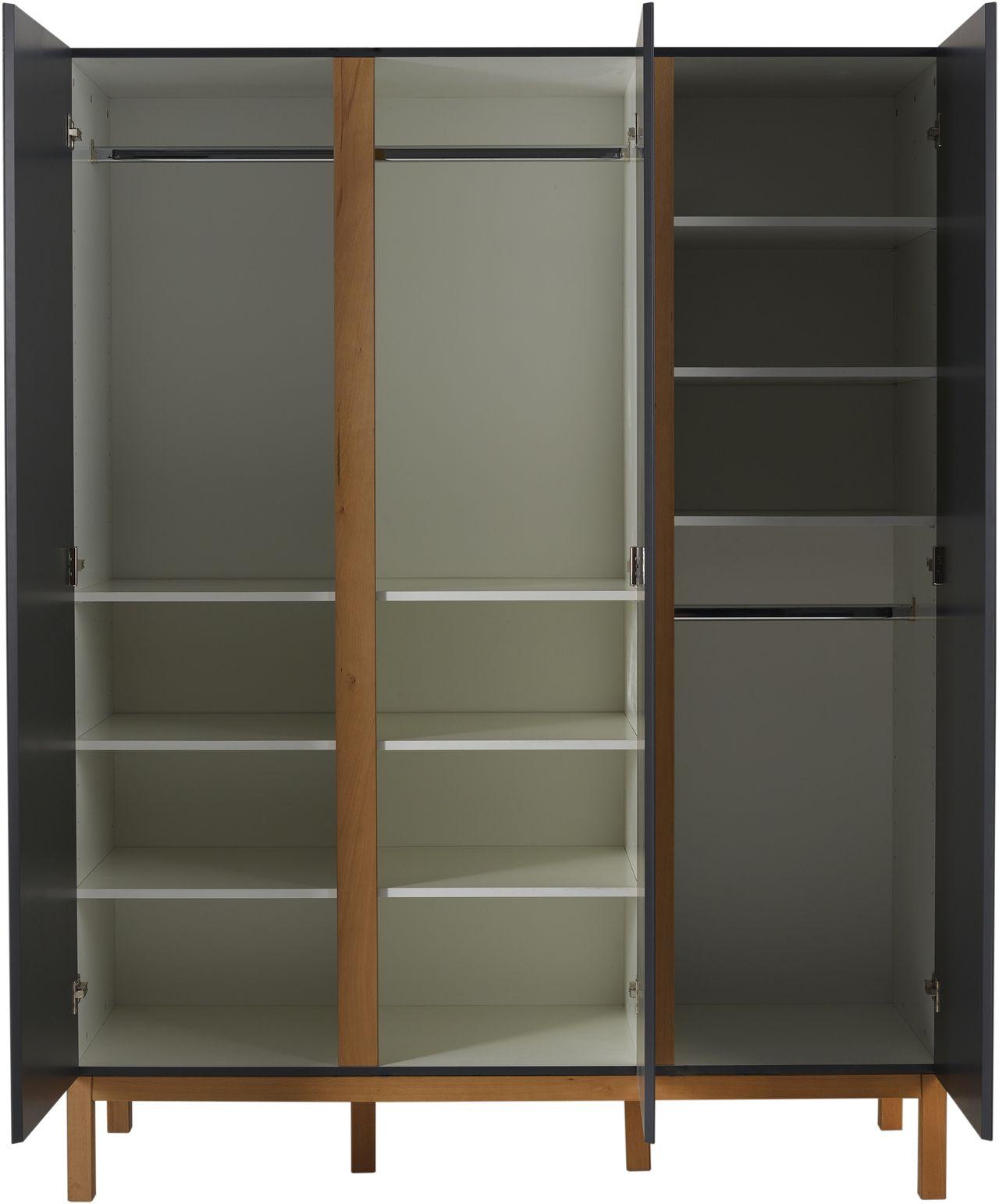 Quax Indigo Schrank 3 Türen in Berlin kaufen - Kleine Fabriek