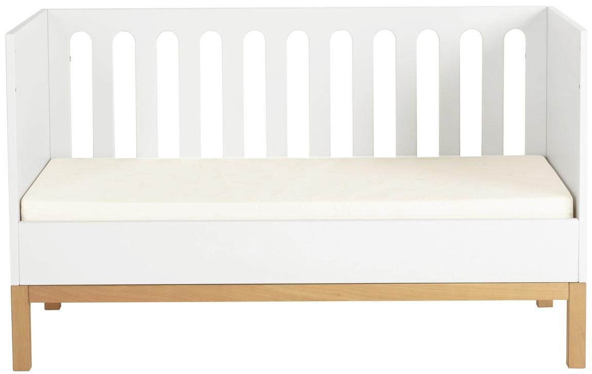 Quax Indigo Weiß Juniorbett kaufen - Kleine Fabriek