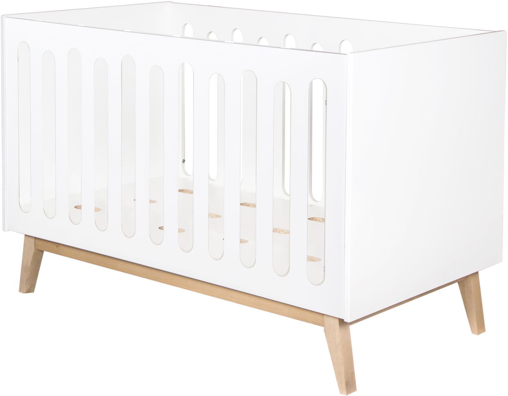 Quax Babybett Trendy Weiß in Berlin kaufen - Kleine Fabriek