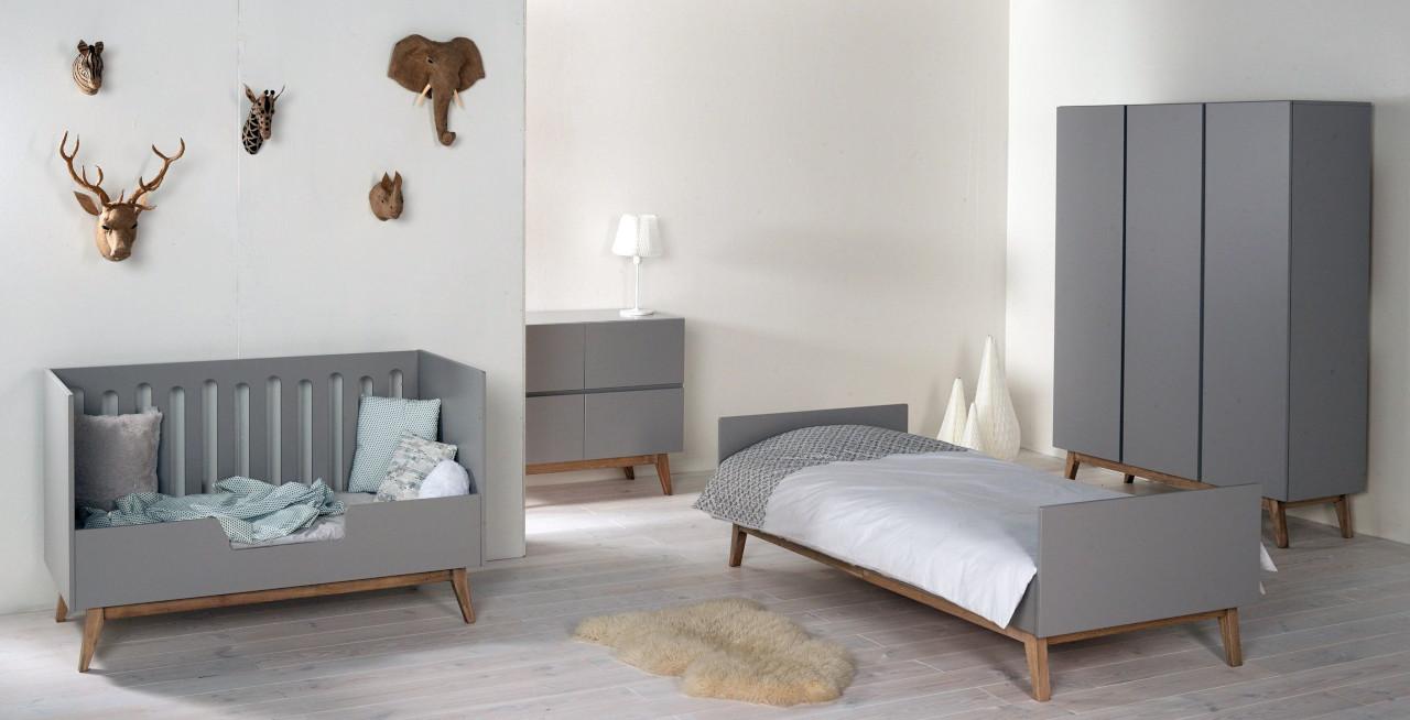 Quax Babyzimmer Trendy Grau in Berlin kaufen - Kleine Fabriek