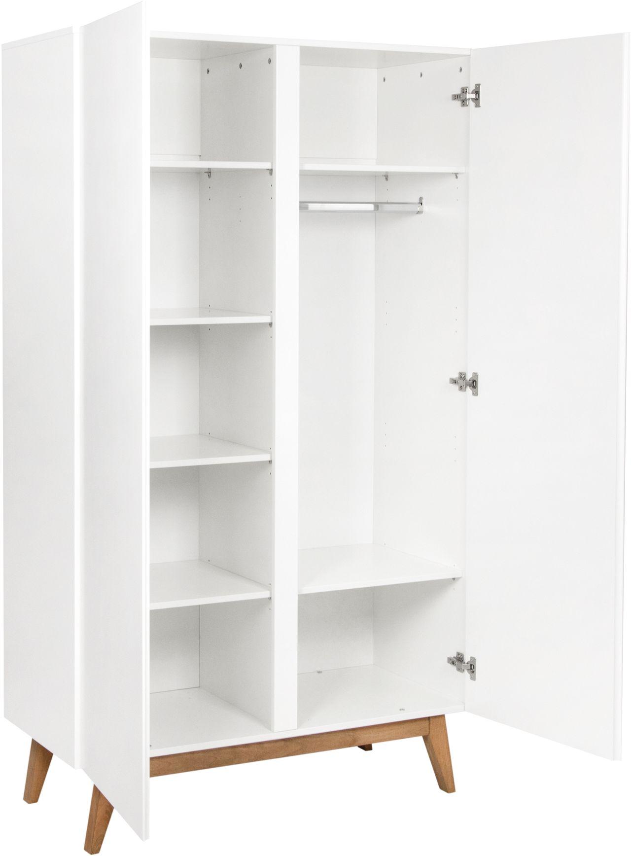 Quax Trendy Weiß Kleiderschrank kaufen - Kleine Fabriek