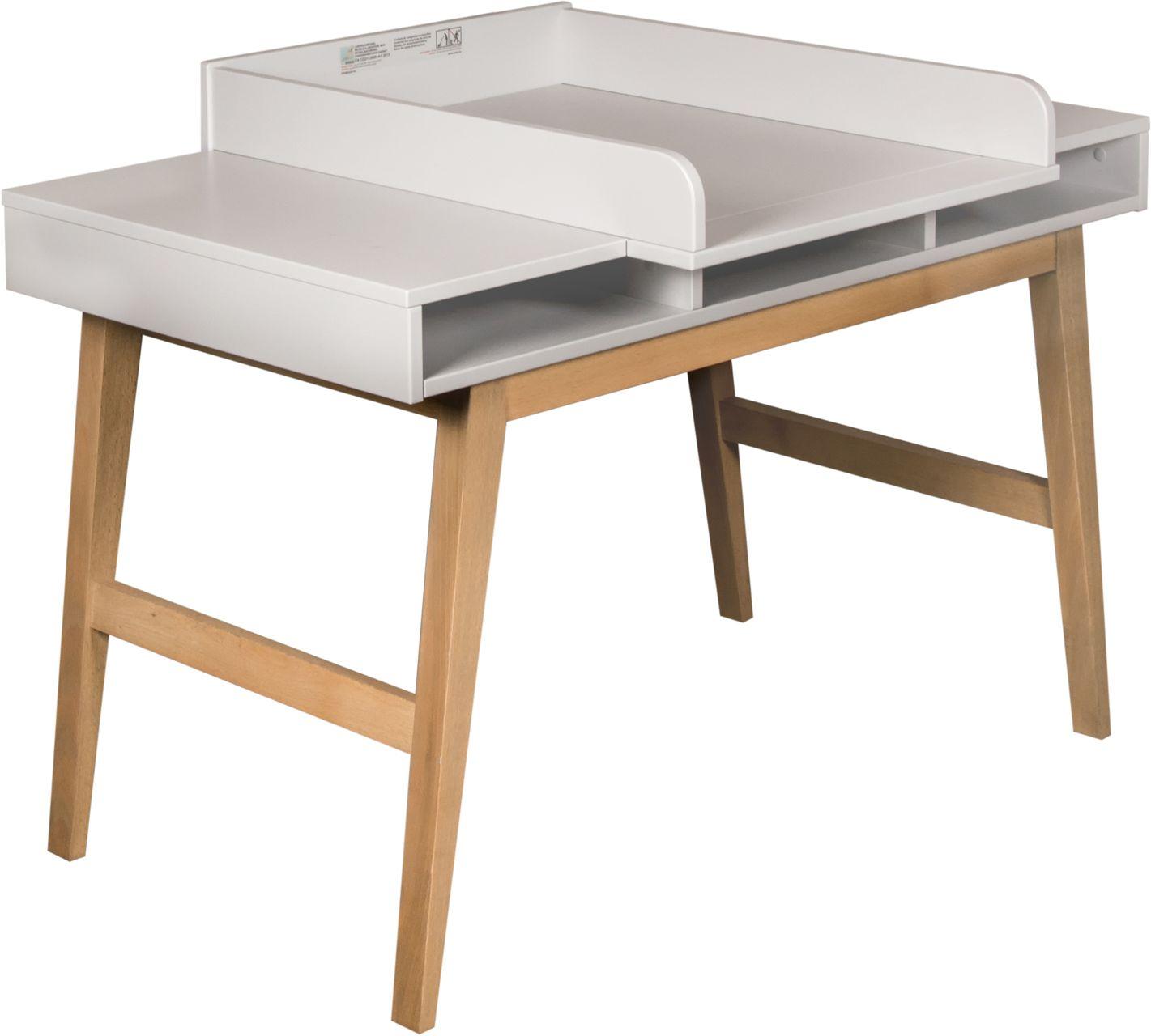 Quax Trendy Schreibtisch mit Wickelfunktion in Berlin kaufen - Kleine Fabriek
