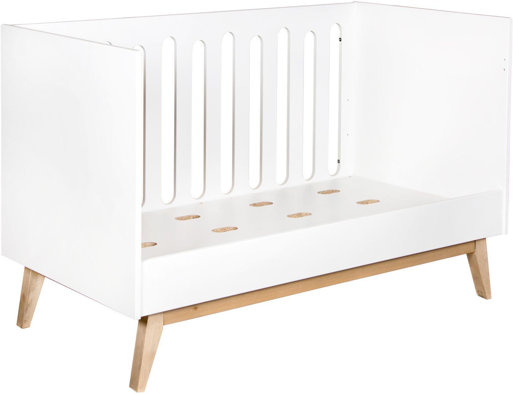 Quax Umbaubett Trendy Weiß 70x140 cm in Berlin kaufen - Kleine Fabriek