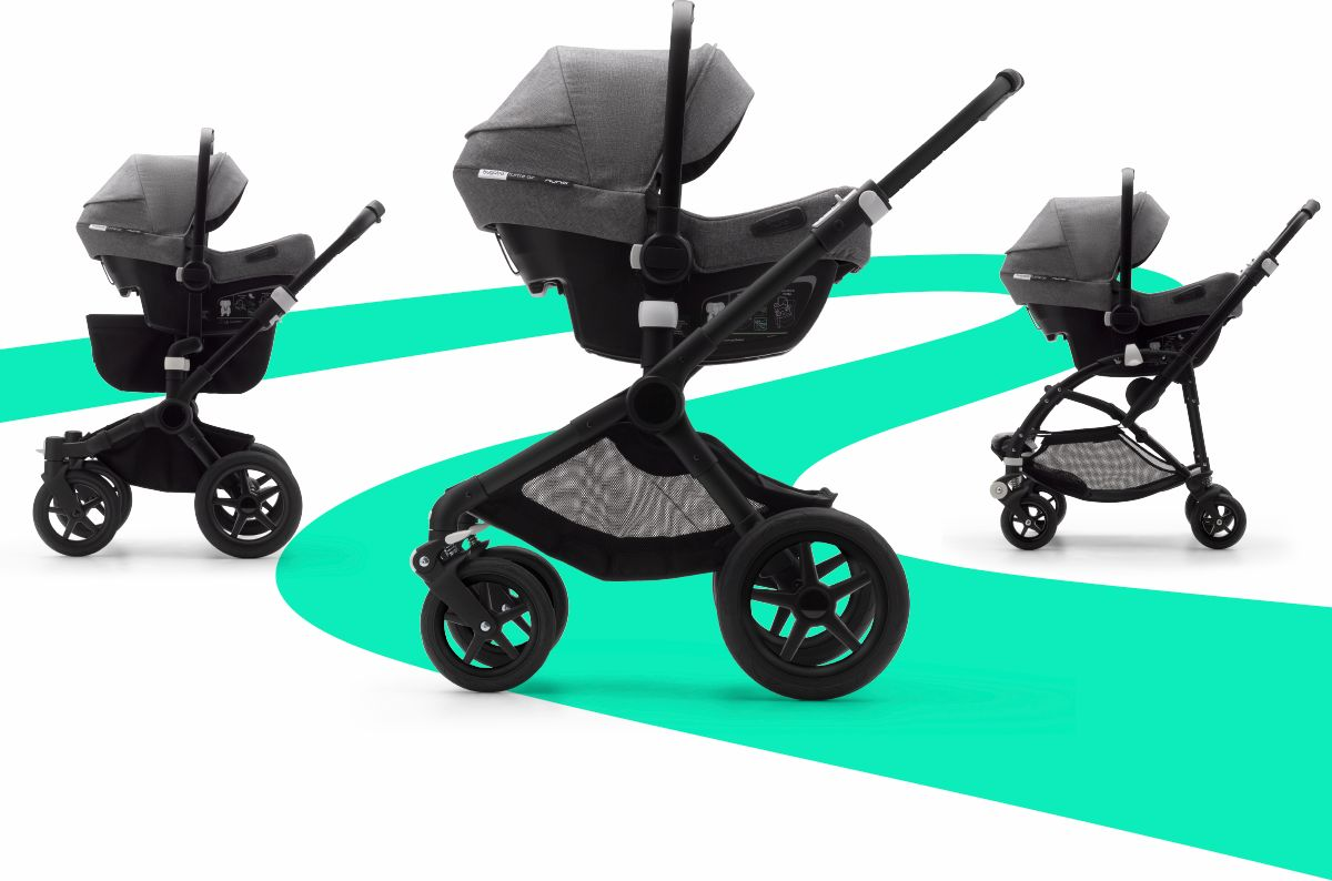 Bugaboo Babyschale Turtle Air by Nuna in Berlin kaufen - Kleine Fabriek