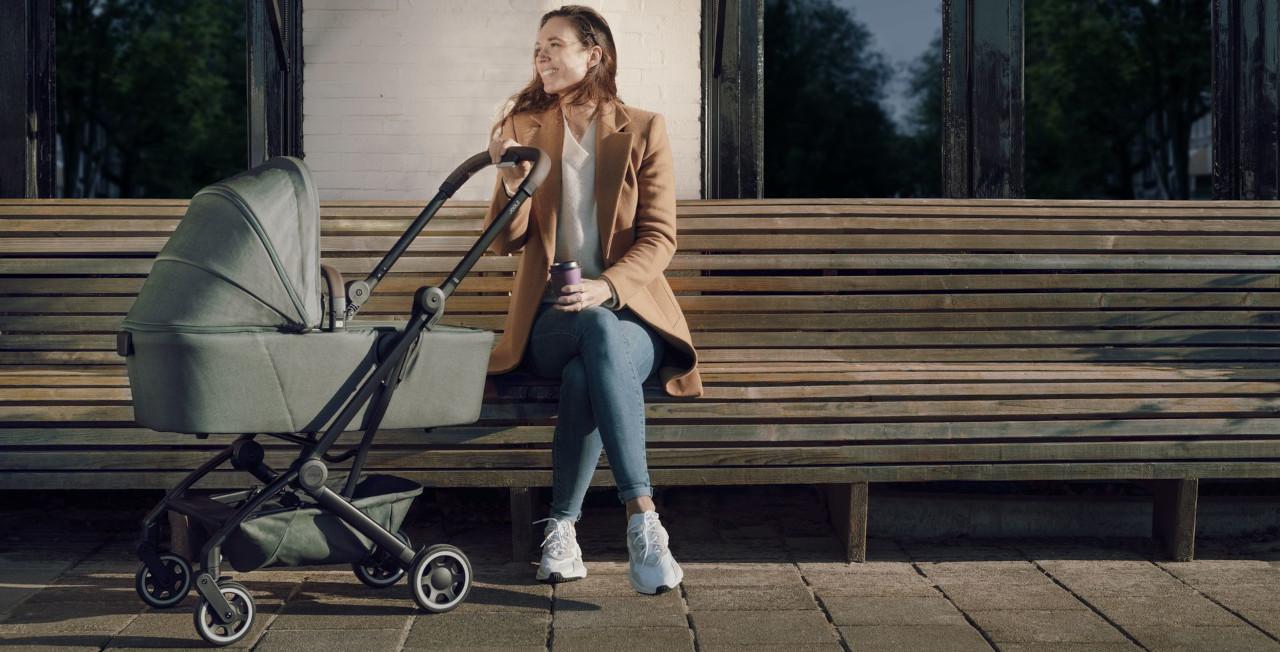 Joolz Aer Buggy mit Babywanne in Berlin kaufen - Kleine Fabriek